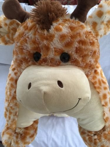Pillow Chums Giraffe Plush Stuffed Pillow by Pillow Chums Giraffe