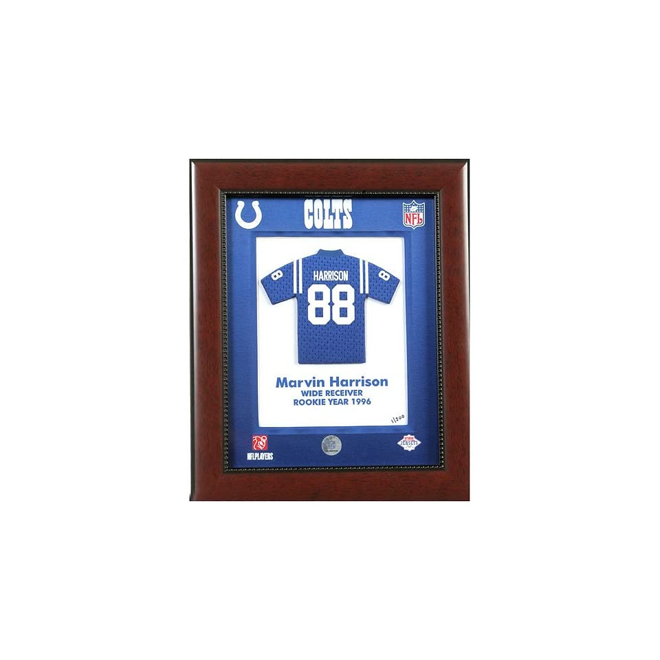 Marvin Harrison   Indianapolis Colts NFL Limited Edition Original Mini Jersey