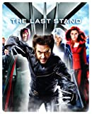 X-Men The Last Stand Blu-Ray Steelbook- Region Free UK Import #/4000