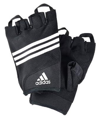 adidas Training Glove - Black/White from Adidas