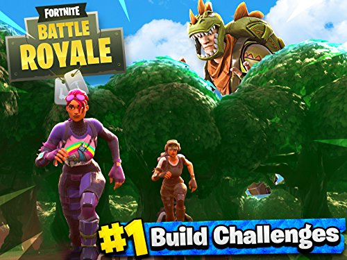 Clip: Fortnite Battle Royale (Build Challenges)