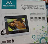 Merkury Innovation Digital Photo Frame - MI-DF0702