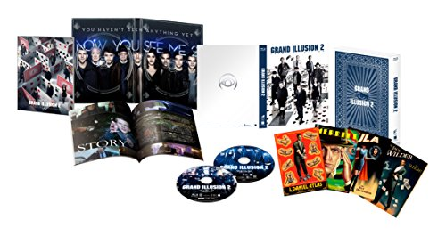 グランド・イリュージョン 見破られたトリック プレミアム・エディション ブルーレイ&DVD (初回生産限定) [Blu-ray]