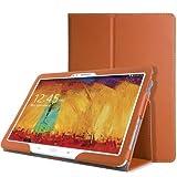 WAWO Samsung Galaxy Tab PRO 10.1 inch Tablet Smart Cover Folio Case - Brown