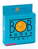 Bob Books Fun! Level A, Set 2 (re-released as Bob Books Set 2- Advancing Beginners) (0439121981) by Maslen, Bobby