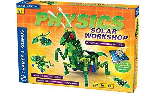 Thames & Kosmos Physics Solar Workshop (V 2.0) Science Kit
