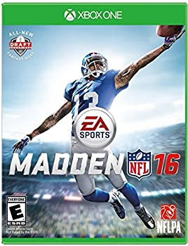 Madden NFL 16 Game for Xbox One