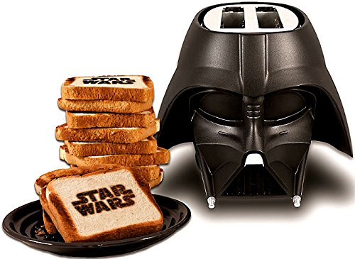 Cheapest Prices! Star Wars Darth Vader Toaster