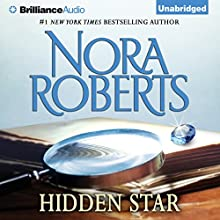 Hidden Star: Stars of Mithra, Book 1 (       UNABRIDGED) by Nora Roberts Narrated by Scott Merriman