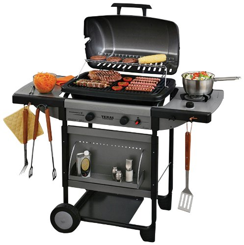 campingaz 204097 gasgrill texas us deluxe kaufen test gasgrills test. Black Bedroom Furniture Sets. Home Design Ideas