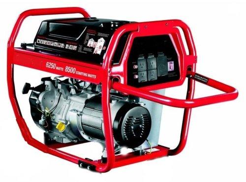 Briggs & Stratton 6250 Watt 420cc Portable Generator #30594-R