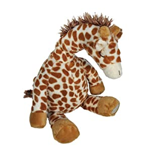 Cloud b Gentle Giraffe On The Go Travel Sound Machine with Four Soothing Sounds