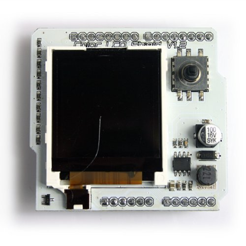 Generic Color Lcd Shield Nokia 6100 Expansion Board For Arduino Diy Develop