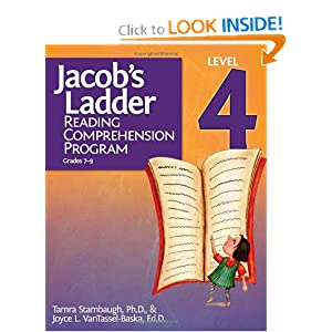 Jacob's Ladder Reading Comprehension Program - Level 4