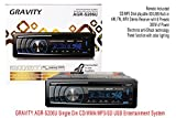 """ALPINE Packpage Deal! 1 Pair Alpine 6X9"""" SPJ-69C3 Car Speaker + 300W GRAVITY AGR-S206U Car Stereo Receiver - Built-in SD/USB/Front Aux - Mp3 Playable"""