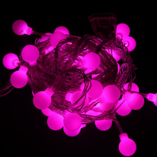 100 LED 10M Decoration String Lights  DC Joint