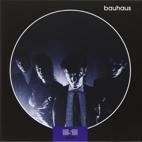 Bauhaus - 5 Album Box Set - Zortam Music