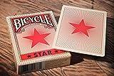 Fahrrad-Star-Spielkarten Bicycle Star Playing Cards hergestellt von USPCC