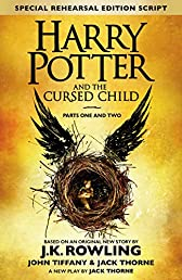 Harry Potter and the cursed child, Part 1,2