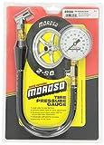 Moroso 89560 Tire Pressure Gauge, Dial Type, 0-60 psi