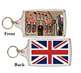 London dungeon Great Quality Souvenir Keyring