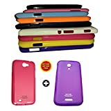 ( Pack Of Two ). Rich Finish, Light Weight Thinnest Wall New Housing Back Cover For Your Mobil : Samsung-Samsung...