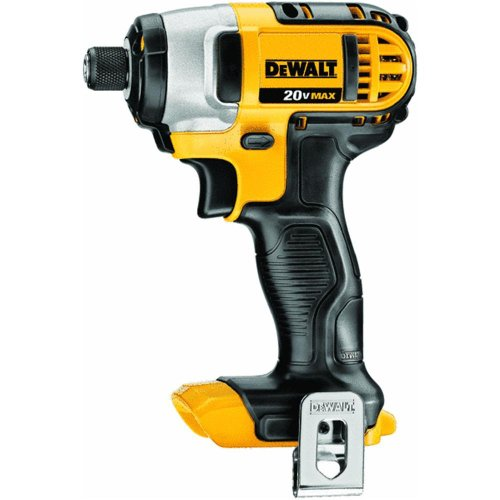 Check Out This DEWALT DCF885B 20-Volt MAX Lithium Ion 1/4-Inch Impact Driver