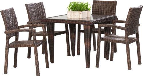 gartenmoebel rattan preisvergleiche erfahrungsberichte und kauf bei nextag. Black Bedroom Furniture Sets. Home Design Ideas