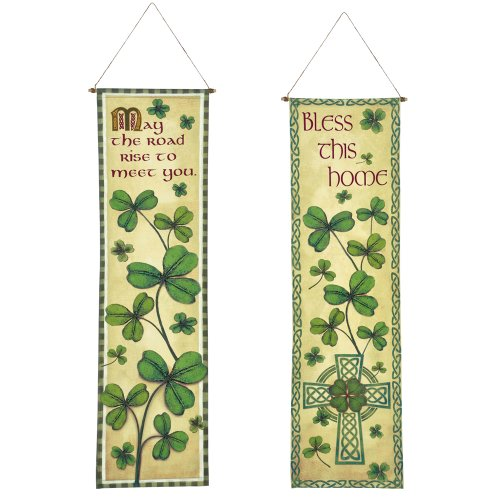 Grasslands Road 463894 Celebrating Heritage Banners, 40 By 12-Inch, Set Of 4 front-992944