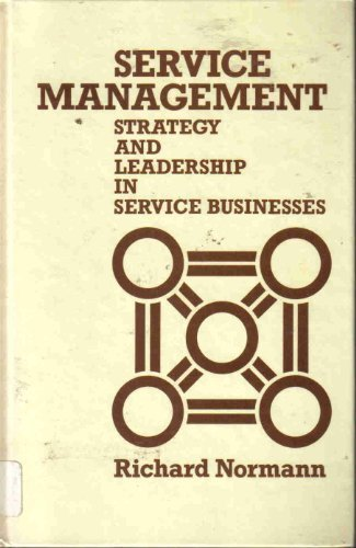Service Management: Strategy and Leadership in