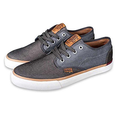 Djinns - NICE DIRTY VELVET - Low Top - Sneaker - Blau / Weiß-43