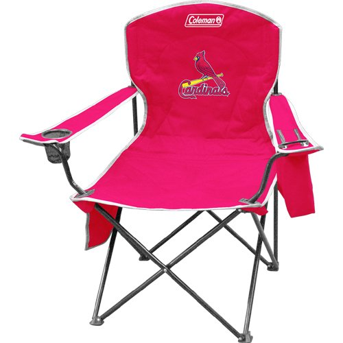 MLB St. Louis Cardinals XL Cooler Quad Chair at Amazon.com
