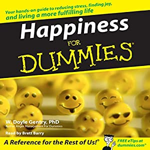 Happiness for Dummies Hörbuch