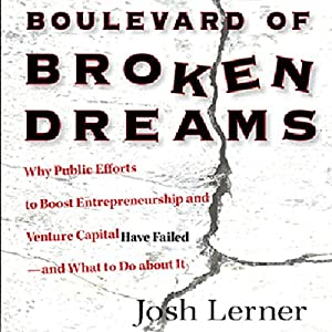Boulevard of Broken Dreams Audiobook