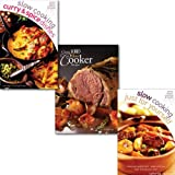Catherine Atkinson Slow Cooking Collection Everyday Family Recipes 3 Books Set, (The Classic 1000 Slow Cooker Recipes, Slow Cooking Curries and Spicy Dishes & Slow Cooking for Yourself: Restaurant quality food ready when you walk through the door!)