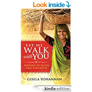 Let Me Walk with You: Letters of Faith and Strength
