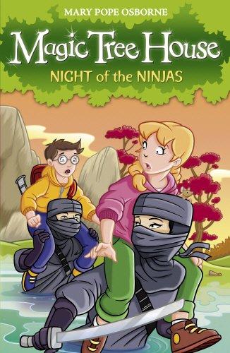 Magic Tree House 5: Night of the Ninjas