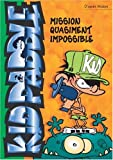 "Afficher ""Kid Paddle n° 1<br /> Mission quasiment impossible"""