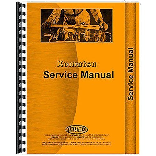 Komatsu Crawler Service