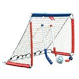 HLC サッカーゴール 兼 ホッケーゲームゴール 122×55×76cm