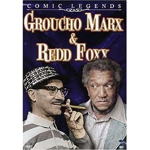 Comic Legends - Groucho Marx & Redd Foxx movie