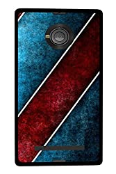 SLR Designer Back Case For Micromax Yu Yuphoria
