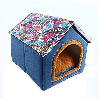 Japanese King size washable Teddy bear bow house pet house large pet bed