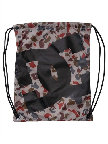 Dc Mens Simpski Cinch Bag, Duck Camo, One Size