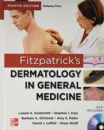 Fitzpatrick's dermatology in general medicine. Con CD-ROM (Meccanica)