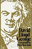 img - for DAVID LLOYD GEORGE, A BIOGRAPHY book / textbook / text book