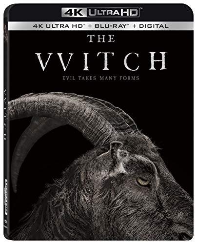 4K Blu-ray : Witch (2 Discos)