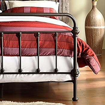 Nottingham Metal Spindle Bed