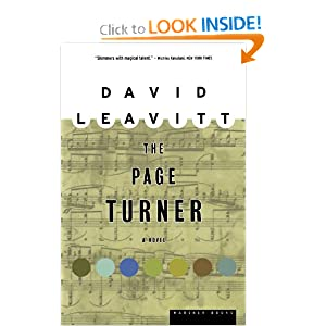 The Page Turner David Leavitt