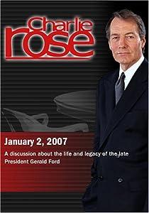 Charlie Rose with Thomas DeFrank, Michael Beschloss & Douglas Brinkley (January 2, 2007)
